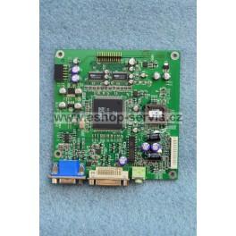 55.L04VB.002 Acer AL1721 TFT monitor MAIN BOARD 715L1123-A