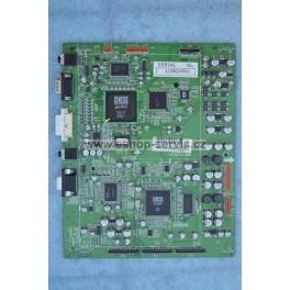 LG RZ-42PX11, MAIN AV BOARD P/N 6870VM0481E(3)