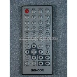 Sencor SDV1101 - Originální dálkový ovladač