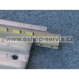LED podsvit včetně chladiče AG1143