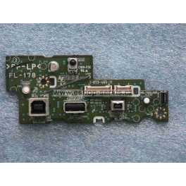 SONY RDR-HXD870 IR board