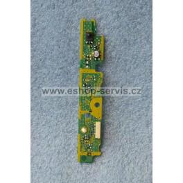 """Panasonic 42"""" LCD TV TX-L42u2B Part Infrared Remote IR Board TNP8EV102"""