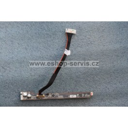 Samsung (LE32C650) Infra red receiver board. BN41-01381A / model C650