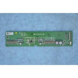 LG RZ-42PX11,X-SUS BUFFER 42V6_XL BOARD - 6870QSE007C