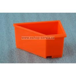 Hullova vanička - výlisek PP 250 ml